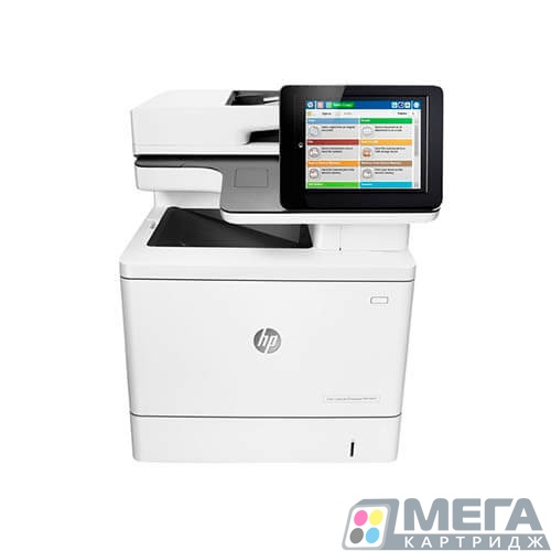 Картриджи для МФУ HP Color LaserJet MFP M577dn Enterprise